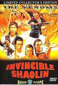 Invincible Shaolin (1978)Stars: Chien Sun, Sheng Chiang, Feng Lu ~  Director: Cheh Chang