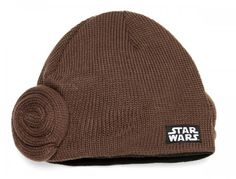 Star Wars Princess Leia Beanie Hat!