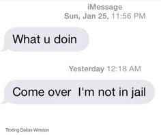 #DallasWinston