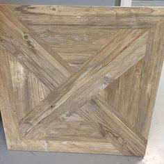 Sloophout, vloertegel, keramischhout, houtentegel. 60x60 geweldig!