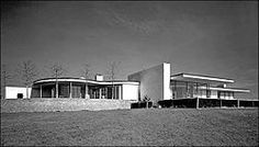 A. Conger Goodyear House (1938), 14 Orchard Ln., Old Westbury N.Y.