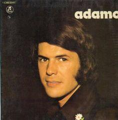 Cantantes de todos los Tiempos: Adamo - Biografia