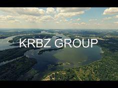 Заливы Днепра Рынковского / Кременчуг / DJI Phantom 3 advanced / KRBZ GROUP - YouTube