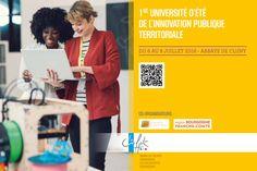 Université d'été du CNFPT à Cluny du 6 au 8 juillet 2016 : http://clun.yt/29xo8IL