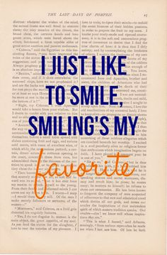 smile #words