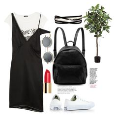 """""""awesome"""" by bellamonica ❤ liked on Polyvore featuring R13, Converse, STELLA McCARTNEY and Kenneth Jay Lane"""