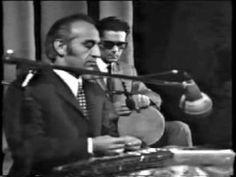 Live in Shiraz Festival in Hafezieh (Hafez tomb) - 1971  Faramarz PAYVAR (santur) - Asghar BAHARI (kamancheh) - Hosseyn TEHRANI (tonbak) - Jalil SHAHNAZ (tar)  Homayun Dastgah : zarbi and avaz (santur) ; Payvar's reng