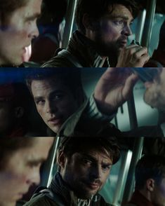 "Meeting Leonard ""Bones"" McCoy in Star Trek (2009)"