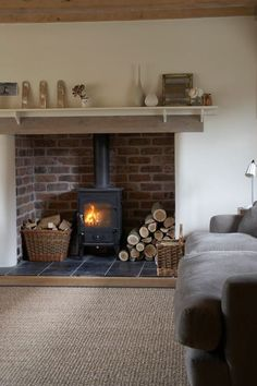 Wood: Enjoy natural outdoor vibes inside your home by decorating with organic-based materials.