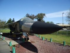 The General Dynamics F-111 Aardvark was a supersonic, medium-range interdictor and tactical attack aircraft