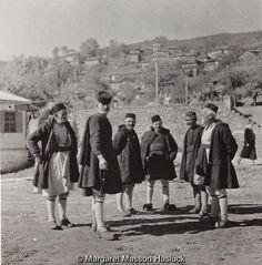 Liza's Photographic Archive of Greece - Φωτογραφικά άλμπουμ της Ελλάδας. Μέτσοβο, Βλάχοι.