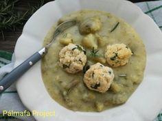 Rozmaringos brokkoli-zöldbab főzelék | Pálmafa Project