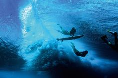 Unusual & Poetic Pictures of Surfers9