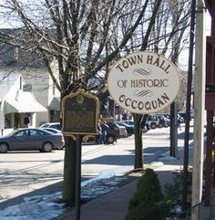 Occoquan, VA Virginia Is For Lovers, Old Dominion, Our Town, Over The River, Places To Travel, Places Ive Been, Frame, Brick, Nova