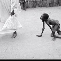 Ajiep 1998 famine in South Sudan: