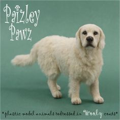 Handmade miniature Animals by Paizley Pawz