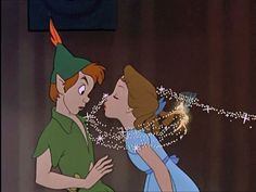 I will pull that bitch by the hair-Tink in fairytalk.