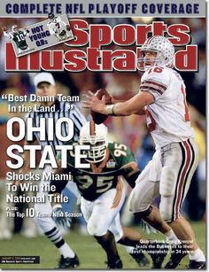 National Championship Cover