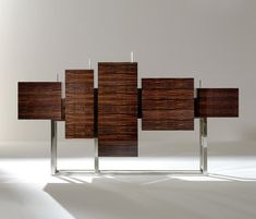 Brancusi Multifunctional Cabinet by Fermin Verdeguer