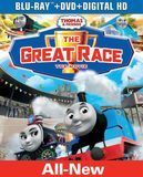 Thomas and Friends: The Great Race [Blu-ray/DVD] [2 Discs], 31260138