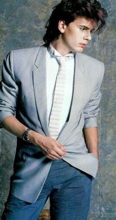 Ooh John Taylor Duran Duran .... he was hot