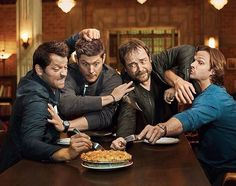 My favorite pic from the ew photo shoot...love me some pie!