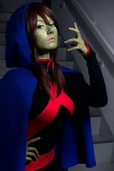 Young Justice: Miss Martian IV by Aigue-Marine on deviantART