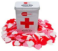 Cute idea for favors for a #medical or #nursing themed wedding.