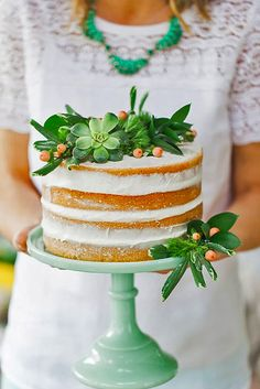 small rustic wedding cakes 5