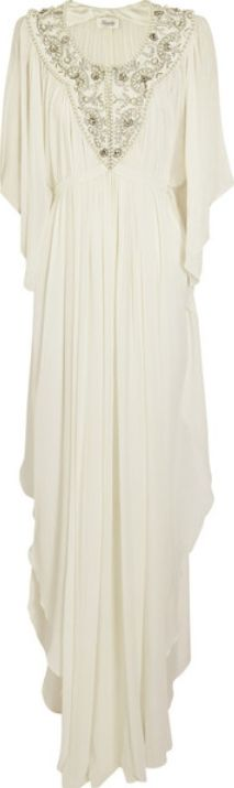 Temperly London - gorgeous white gown!