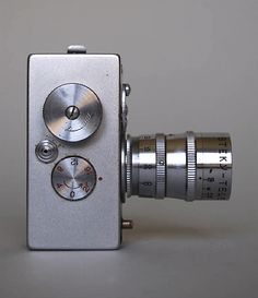 1950's Steky 16 mm Miniature Spy Camera