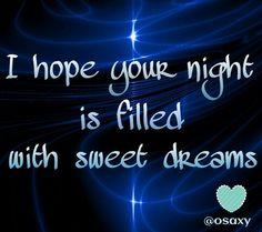 """Képtalálat a következőre: """"good night sweet dreams love you"""" Good Night For Him, Good Night Love Images, Good Night Friends, Good Night Wishes, Good Night Image, Good Morning Good Night, Good Night Quotes, Good Night Messages, Morning Quotes"""