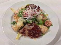 Leckerer Salat, hmmmmmm Pork, Chicken, The Originals, Kale Stir Fry, Pork Chops, Cubs
