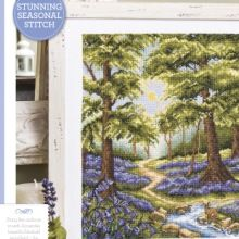 Gallery.ru / Все альбомы пользователя denise10 Cross Stitch Flowers, Cross Stitch Patterns, Cross Stitch Landscape, Seasons, Christmas, Scenery, Dots, Blue Prints, Four Seasons