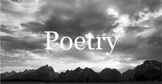 When I first saw the booklist for Trinity Classical School in Houston, I  had to look twice - $65 for the poetry curriculum? Are you kidding me? Do  we really need poetry that badly?  To me, poetry was at best boring and at worst a bad memory. I always tried  to find poetry interesting, s