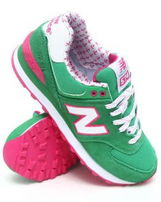 Womens Yacht Club 574 Sneakers by New Balance. Get it at DrJays.com