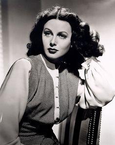 Hedy Lamarr in The Heavenly Body (1944)