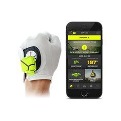Zepp Golf 3D Swing Analyzer Sports Trainer, Green Light