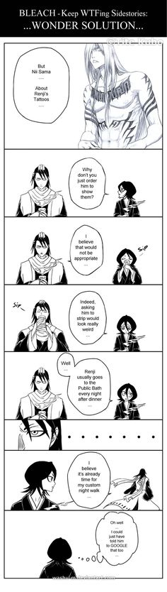 BLEACH - WTF Sidestory 6 by Washu-M.deviantart.com on @deviantART