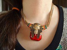 Egyptian necklace Fat Pandora