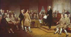 The Founding Fathers created the Electoral College in part because they wanted to preserve the power of the states. (Photo: Picture History/Newscom)