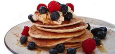 Gluten-Free Recipe: Super Simple Protein Pancakes