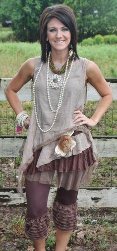 Montana Sky Mocha and Brown Dress  Price: $64.95  Size: Small, MEdium, Large, XL, 1XL, 2XL  http://www.giddyupglamouronline.com/catalog.php?item=5456