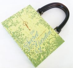 SWOON! The Secret Garden Recycled Book Purse  PreOrder by NovelCreations, $55.00