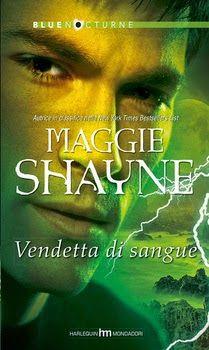 I Blue Nocturne di Maggio: Maggie Shayne e R.L. Naquin ~ Leggere Fantastico