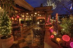 Holiday Lighting   Sander Groves