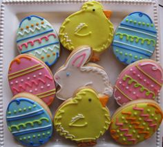 easter cookie bouquet ideas - Google Search