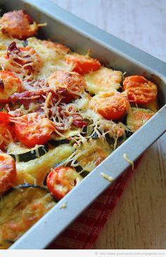 Lasagnes aux légumes et au mascarpone