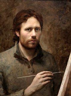 Self-Portrait, by Michael Klein