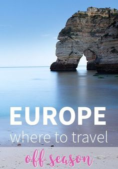 Where to travel off season in Europe - 5 places also families will enjoy!